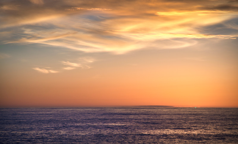 The Green Flash, Sea Ranch, California