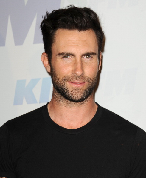 . CARSON, CA - MAY 11:  Adam Levine of Maroon 5 attends 102.7 KIIS FM\'s Wango Tango at The Home Depot Center on May 11, 2013 in Carson, California.  (Photo by Jason LaVeris/FilmMagic)