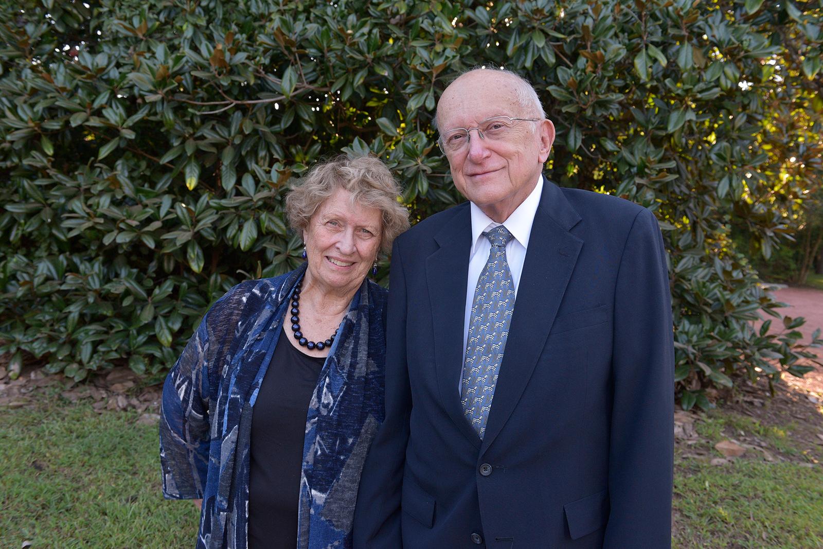 Karen and Jim Fleece