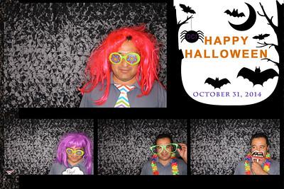 Leatherology Halloween Party 2014