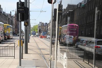 Edinburgh Tram 2018