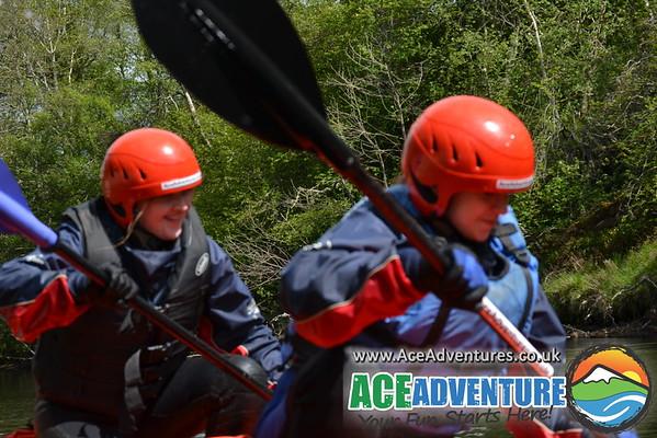 02nd of June 2013, Canoe/Kayak Middle Findhorn