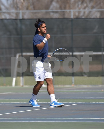 Luther College @ ICCC Men's Tennis