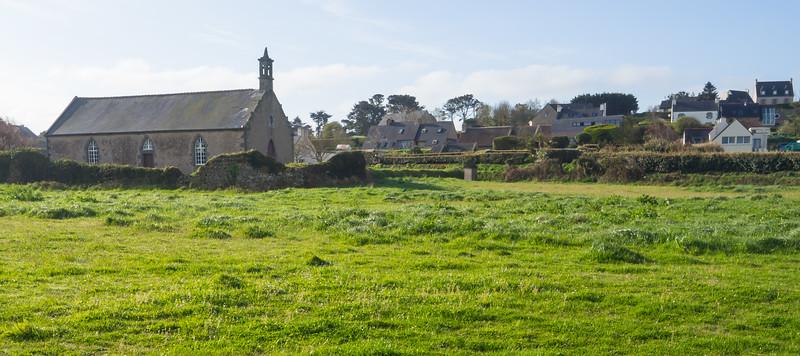 Chapelle de Sainte-Marguerite, l'Aber-Wrac'h