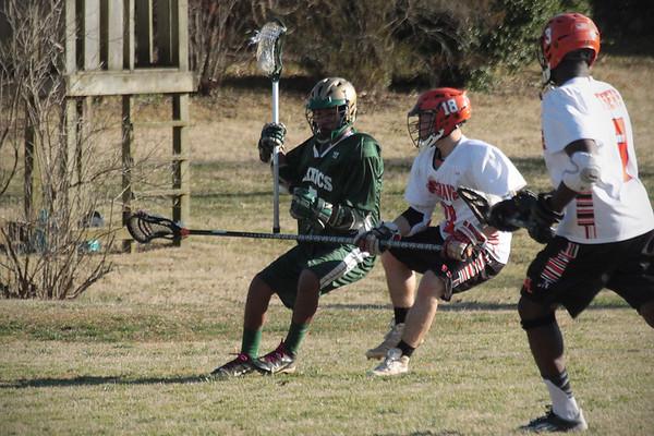 Lacrosse v Roanoke Catholic