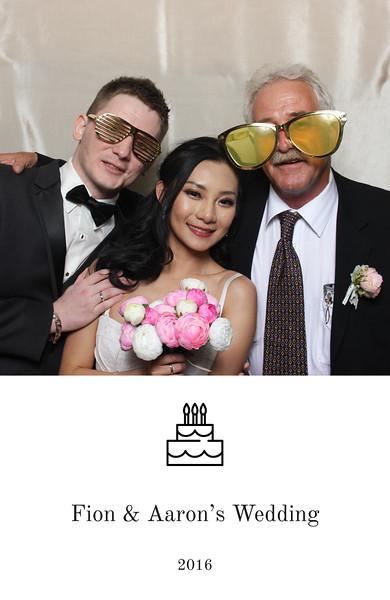 Fion & Aarons Wedding