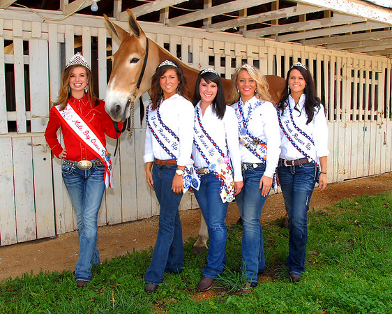 2012 Queen and Court