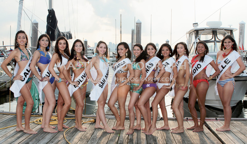 2012 Miss Colombia - New England