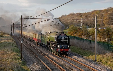 UK Mainline steam