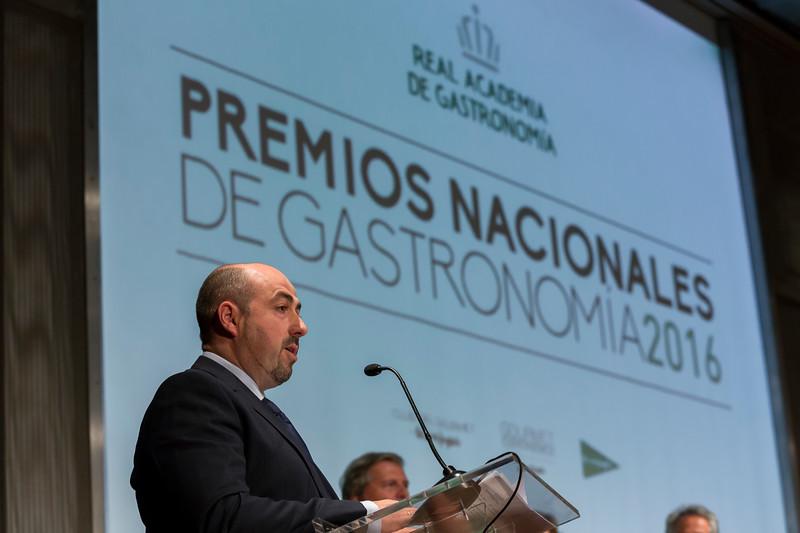 PREMIOS NACIONALES DE GASTRONOMIA 2016