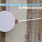 SKU: H-PRESS/DISK12, Φ120mm+ Round Disk Heating Pad (for 8 Inch/200mm+ Plates) Attachmentfor Heatware Heat Press