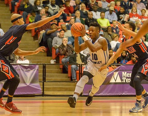 Basketball State Championship Playoff Games