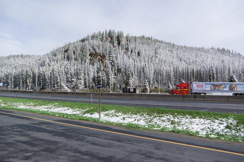 Homestake Pass, MT