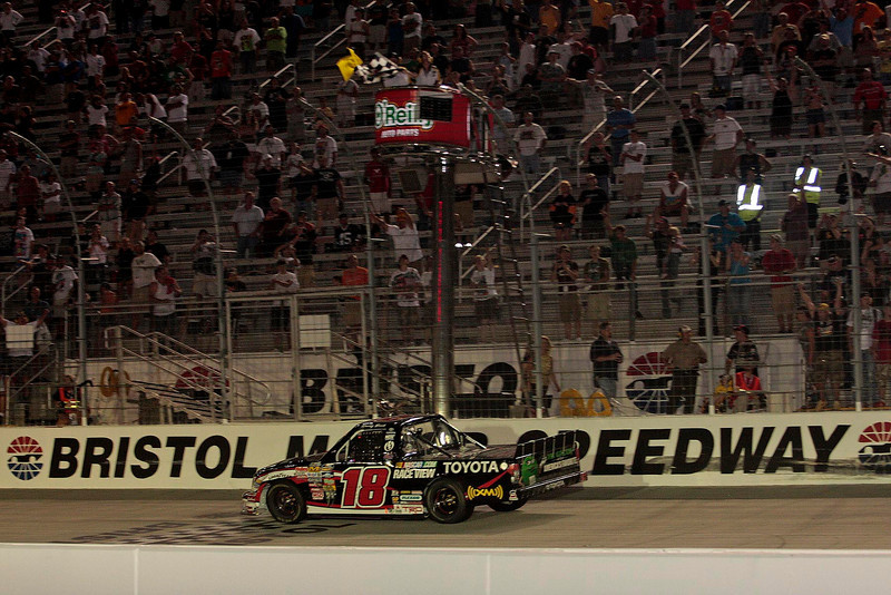 O'Reilly 200 NCWTS at BMS