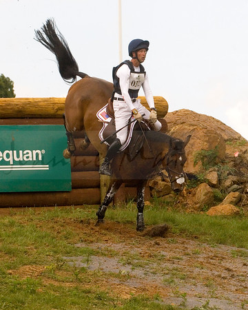 Great Meadow FEI Nation's Cup Cross Country/Awards