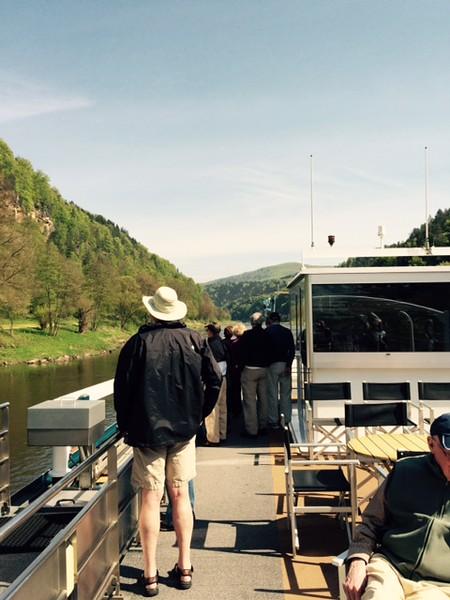 On the Elbe - Rand Mirante '70