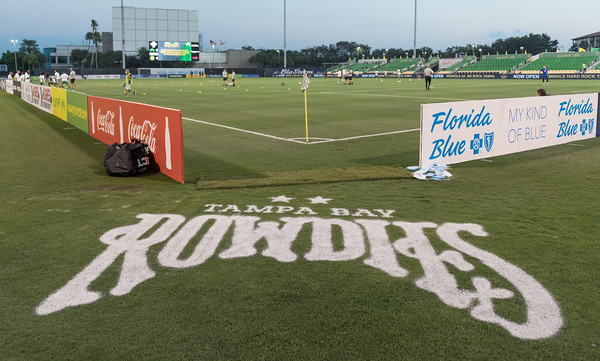 USL2020 - Tampa Bay Rowdies 1 Charleston Battery 0
