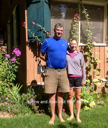 08-28-2013 Jeanne and Alan Visit Rocky Point