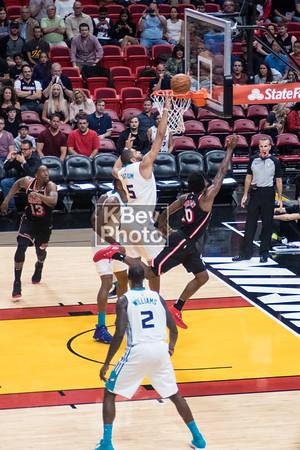 Heat v Hornets & Warriors (Dec 17)