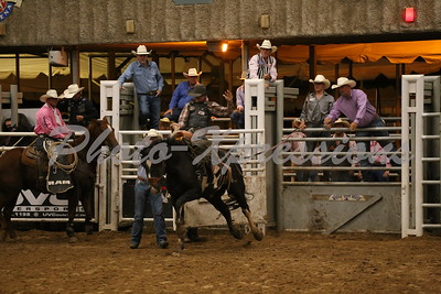 SADDLE BRONC RIDING Monday September 25