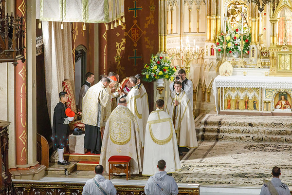 2018 Ordinations - St Francis de Sales Oratory, St Louis