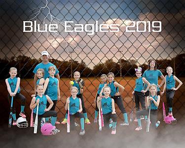 Blue Eagles 2019