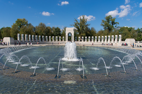 11. WWII Memorial (National Mall)