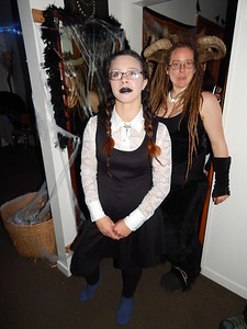 2017-10-27 Dread Fort Halloween