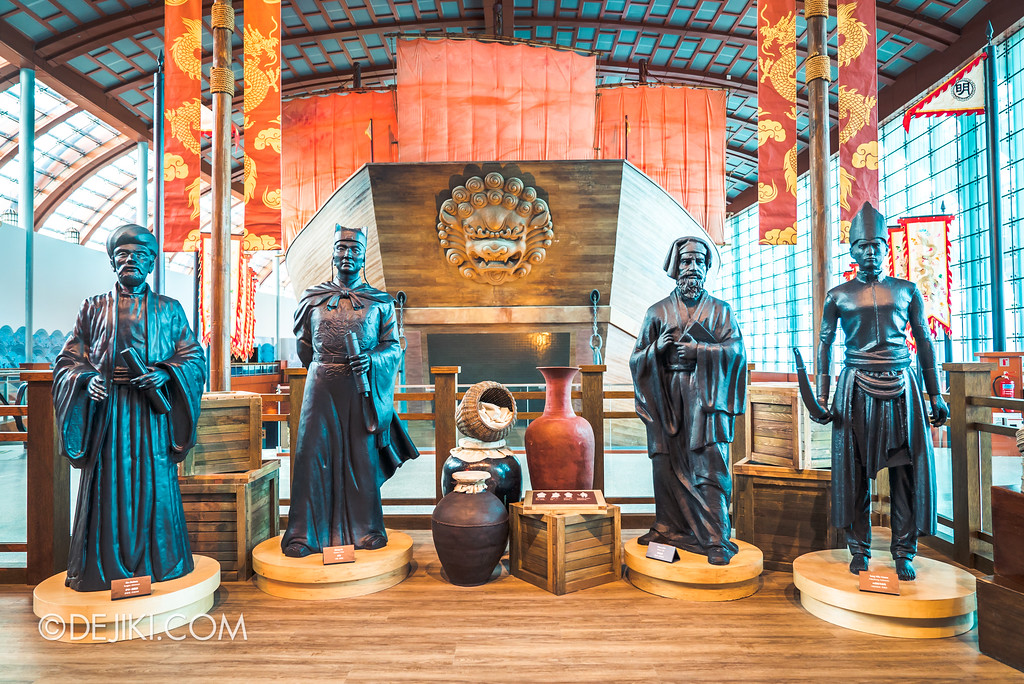 Resorts World Sentosa - Maritime Experiential Museum 2017 / Voyagers