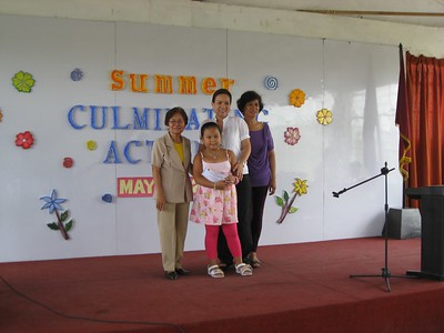 2011 Summer Program Culminating Activity