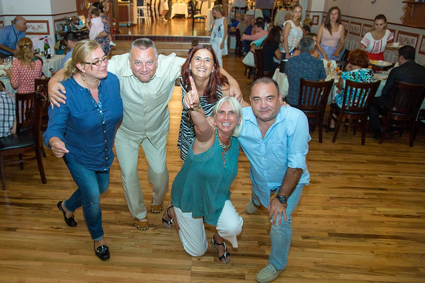 Party at Boon Restaurant, Sunnyside, Queens - July 30, 2016