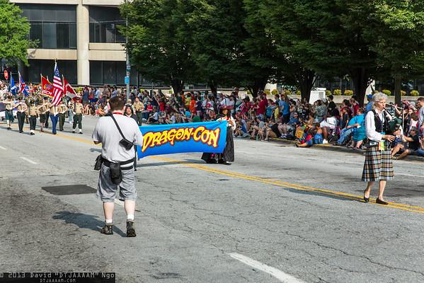 Dragon Con 2013 - Saturday