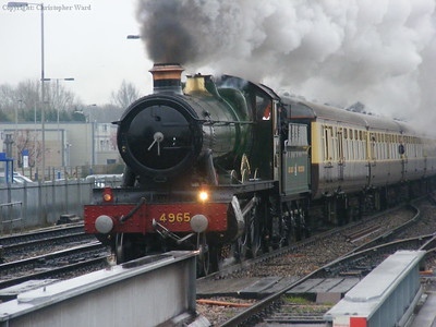 Steam Tours in 2008