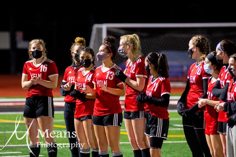 02.09.21 Capital @ Yelm Girls Soccer Varsity