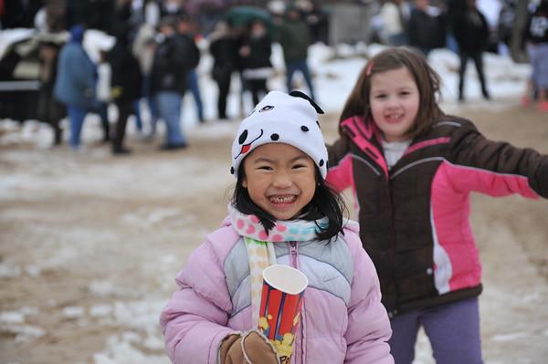 Harbor Frost Polar Bear Plunge 020511