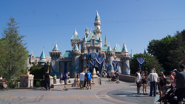 Disneyland Resort, Disneyland, Fantasyland, Sleeping Beauty Castle, Disneyland60