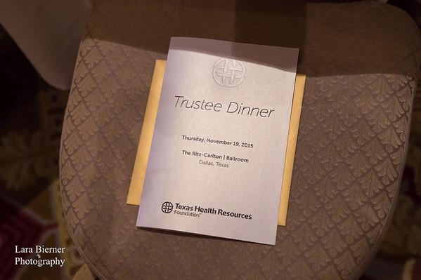 Texas Health Trustee Dinner