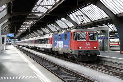 SBB Class 421 (Re 4/4)