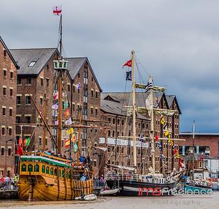 Gloucester Tall Ships Festival 2017 (27/05/17)