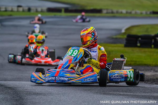 Motorsport Ireland - Round 9 2017 - Galway - Alyx Coby
