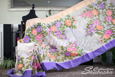 Product Photography - Saree