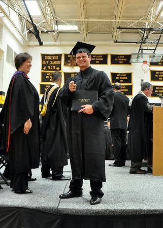 2011 MH-MA Graduation
