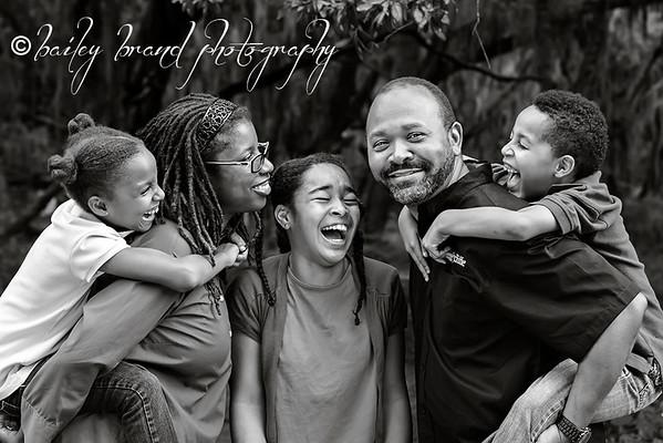 Penson Family Photos: Lake Runnymede, Saint Cloud, Florida