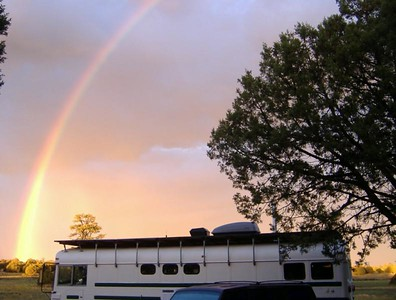August 24, 2006: Ashurst Lake area, northern Arizona