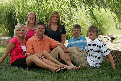 Ken, Denise and family