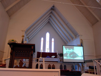 Roger's Memorial Service