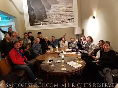 2018 San Jose Dublin Sister City Delegation Trip