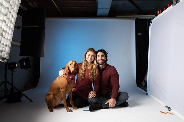 2020-12-25 Samantha and Kevin