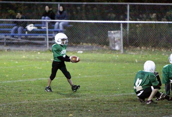 Scarlet vs Green 10/14/2009
