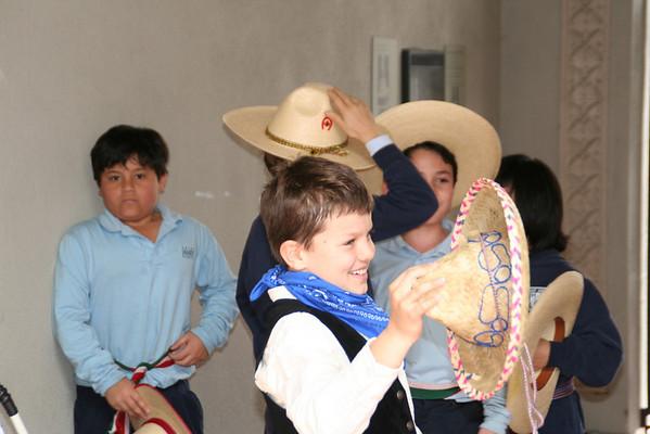 4th Grade Rodeo Event